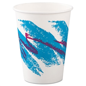 Jazz Paper Hot Cup - 12 oz.