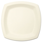 Bare Eco-Forward Sugarcane Ivory Plate - 6.7 in.