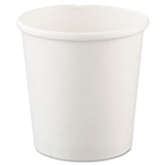 Flexstyle Double Sided White Food Container - 16 oz.