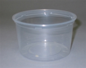 Deli Clear Container - 16 Oz.