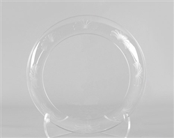 Clear Designerware Plate - 6 in.