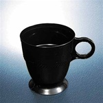 Black Opulence Coffee Cup 8 oz.
