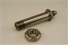 "2"" Thru Frame Insert  -3 Male AN to 1/8"" NPT Female - Stainless"