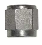 -04 Tube Nut - Stainless