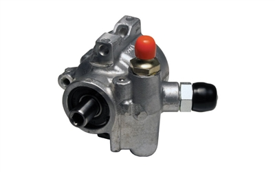 Power Steering Pump - Power Steering Pump - Aluminum For Remote Reservoir