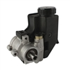 Power Steering Pump - Aluminum with Integral Reservoir