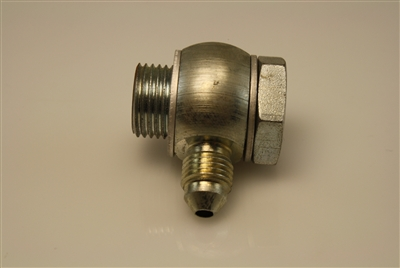 "1/2""-20 Banjo and Bolt to -3 Male AN - Steel"