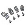 "Stainless Line Clamps 3/16"" (set of 12)"