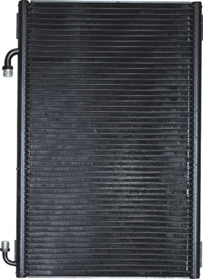 "Vertical SuperFlow Condenser 20.75"" tall x 14"" wide x .75"" thick"