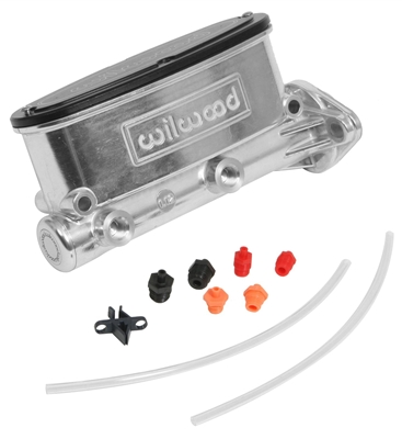 Master Cylinder, Alloy, Natural, 1 in. Bore, Universal, Each