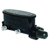 Master Cylinder, Alloy, Black, 1 in. Bore, Universal, Each