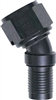 -04 30 Degree HS-79 Hose End - Aluminum