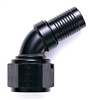 -20 45 Degree HS-79 Hose End - Aluminum
