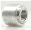 "1/8"" NPT Raised Surface Fit - Weld in Bushing - Aluminum (each)"