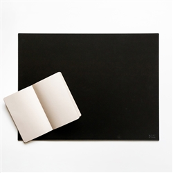 Pinetti Desk Pad Black