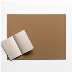 Pinetti Desk Pad Camel
