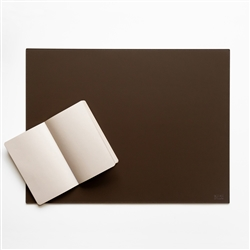 Pinetti Desk Pad Coffee