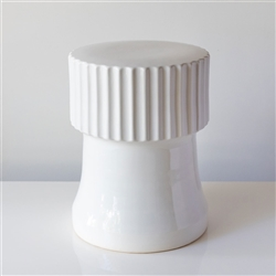 Alex Stool White