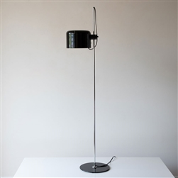 Coupe Floor Lamp Black