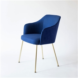 Isabelle Chair Blue