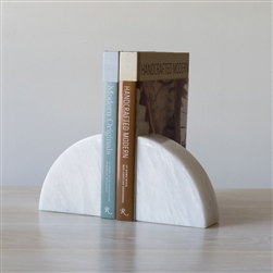 Marble Cerasus Bookends