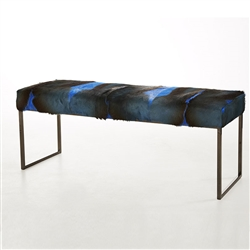 CUBE Blue Springbok Bench
