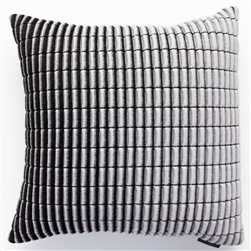 Bloko Cushion Black Ash
