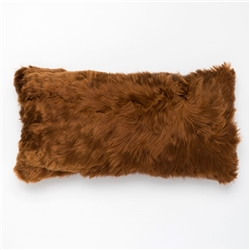 J Alpaca Copper Pillow