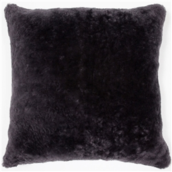 J Sheepskin Storm Pillow