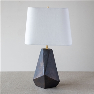 Facet Taper Lamp