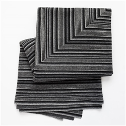 Cashmere Knit Jacquard Throw