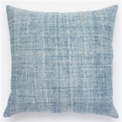 D Light Blue Pillow