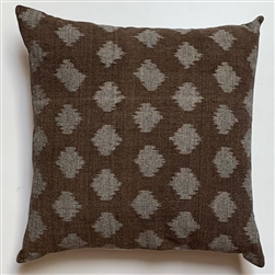 Diamond Ikat Pillow