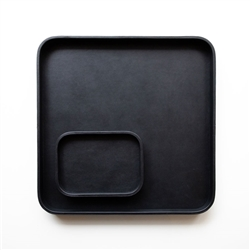 Polo Leather Tray