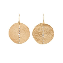 C Orbit Earrings