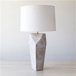 Facet Tower Lamp