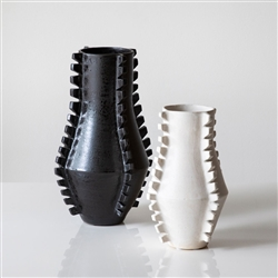 L Jagged Vases
