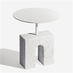 Triumph Table White