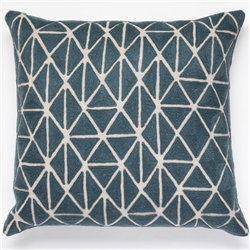 H-Berber Slate Pillow