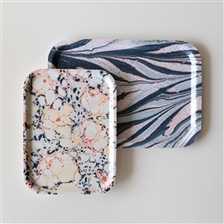 Marbled Trays