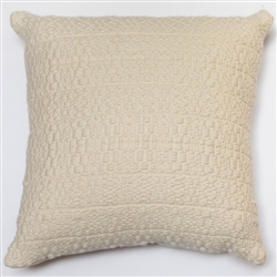 ST Overshot Winter Harbor Pillow