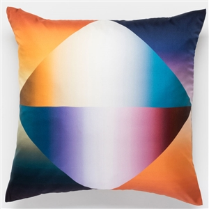 Silk Diamond Pillow