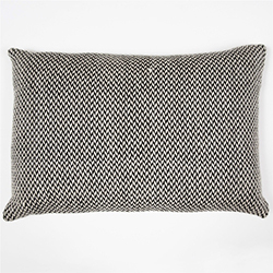 Arlequin Pillow Black