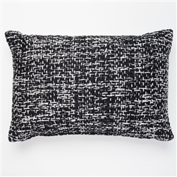 AR Nero & Crudo Lumbar Pillow
