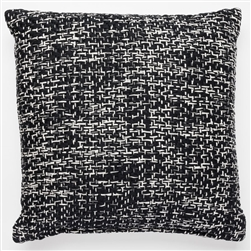 AR Nero & Crudo Square Pillow