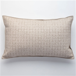 MM Module Pattern Matte Pillow
