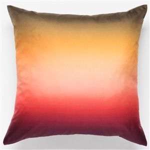 Silk Ombre Pillow