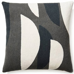 A7-Slice Pillow Dark Grey