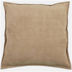 SD Greenwich Suede Pillow