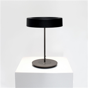 Sin Graphite Aluminum Table Lamp